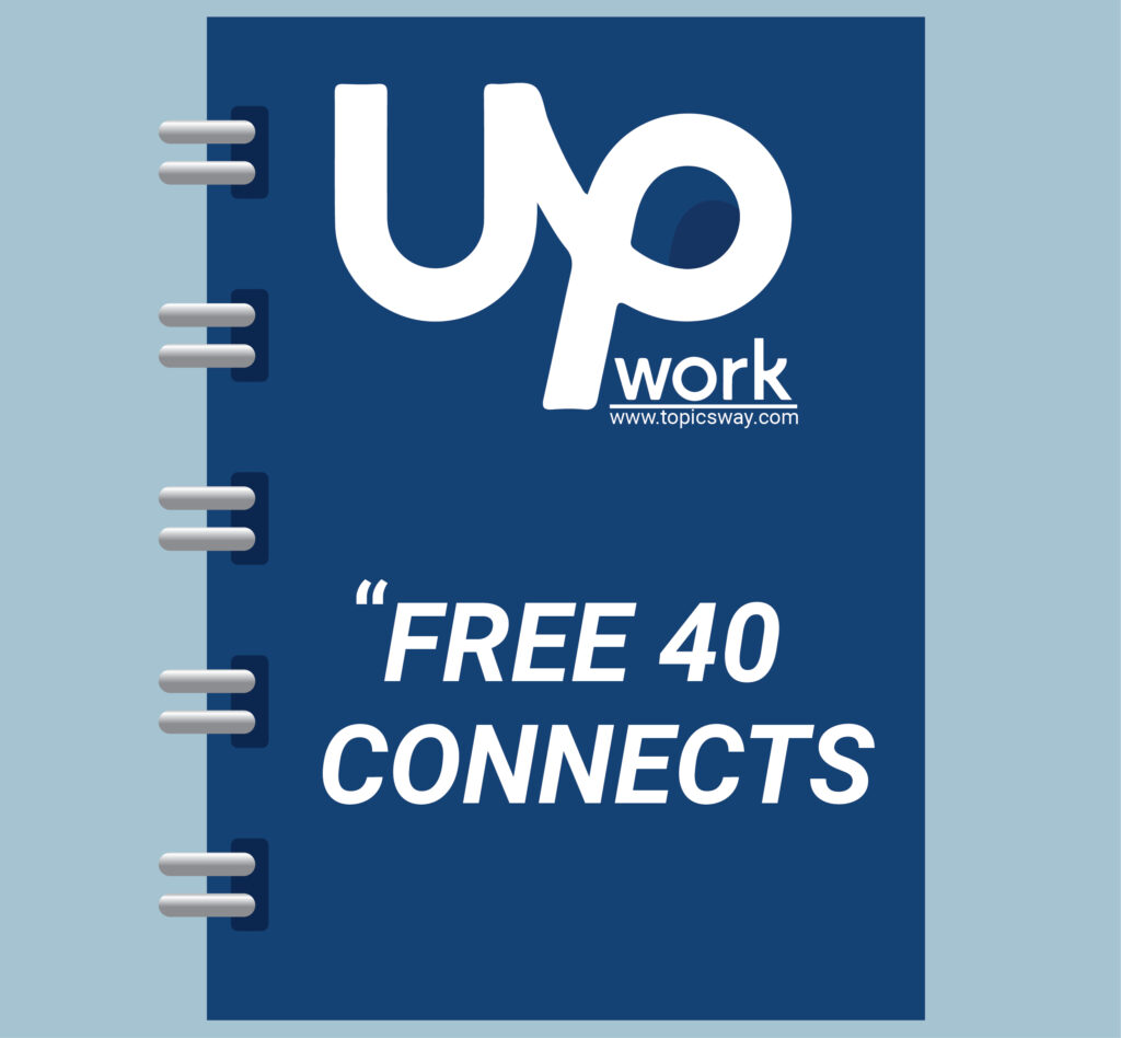 FREE-40-CONNECTS-UPWORK